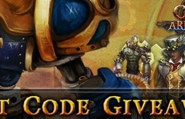 City of Steam Arkadia Gift Pack Giveaway