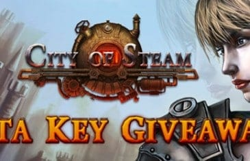 City of Steam Gift Code Giveaway