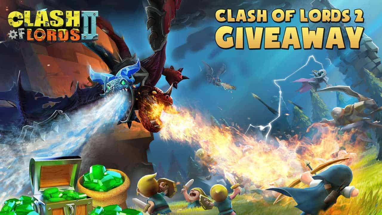 Clash of Lords 2 Giveaway