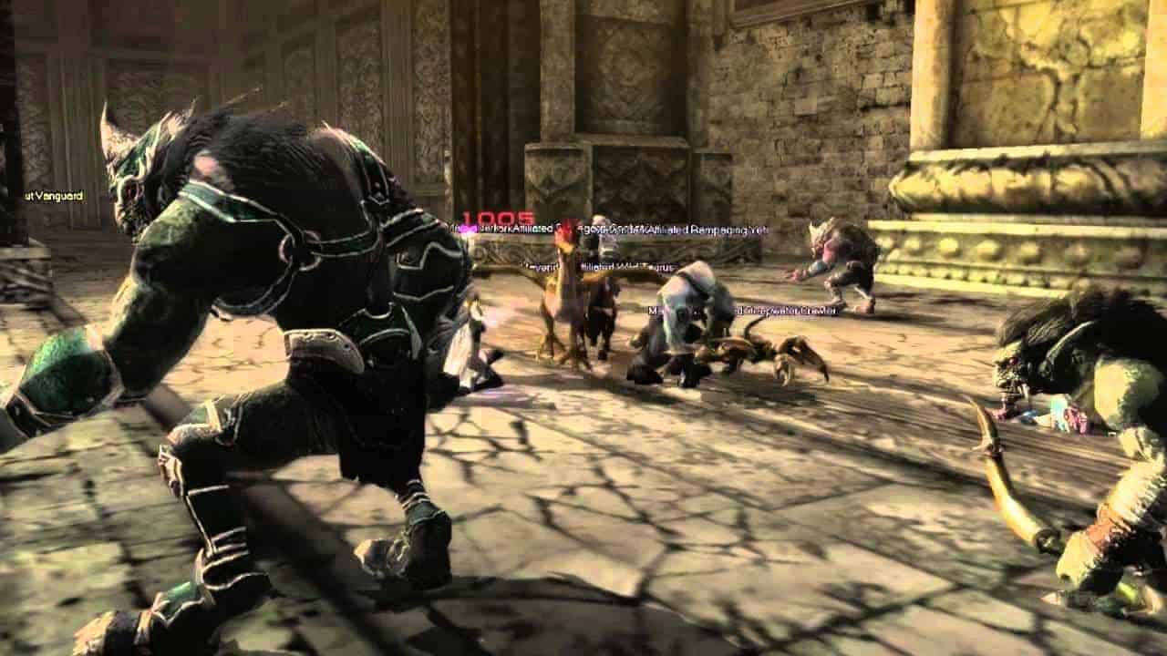 Closed Beta now available for PvP-Focused MMORPG Waren Story