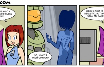 Seven of the Most Stellar Gaming Webcomics Around