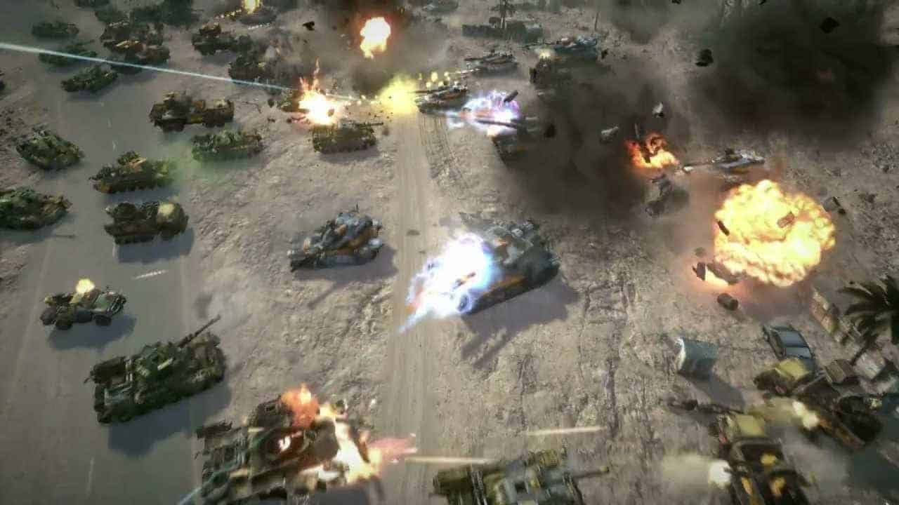 Command and Conquer Free to Play