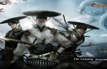 Conquer Online Adds Oriental Assasin To iPad MMORPG