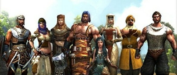 F2P MMORPG, Continent of the Ninth Seal (C9), details unveiled