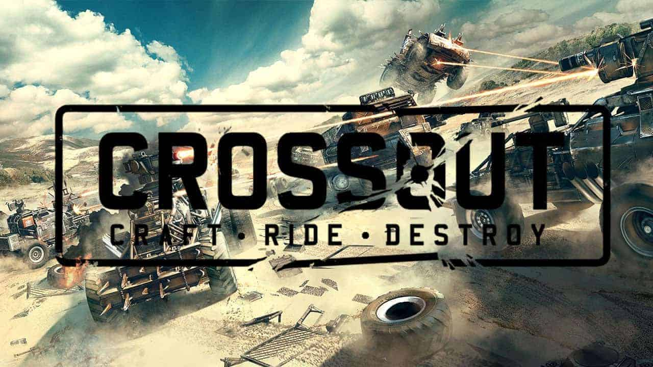 Crossout Gameplay Screenshots Video