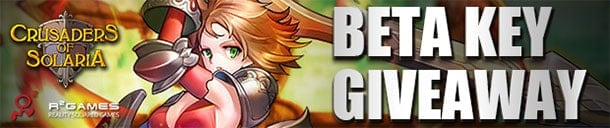Crusaders of Solaria Free Gift Pack Giveaway
