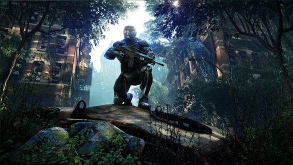 Crysis 3 – First blockbuster shooter of 2013, announcement and screenshots