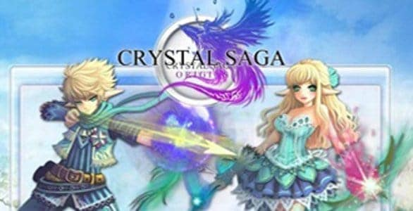 Crystal Saga Giving Away $100,000