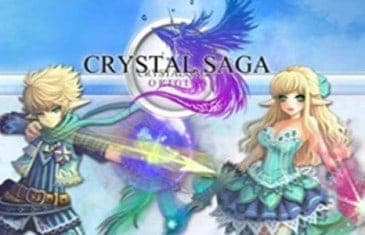 Crystal Saga – New server arriving soon