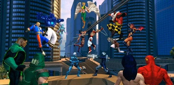DC Universe Online Now Available On PlayStation 4