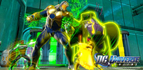 Early Access To DC Universe Sons Of Trigon DLC Announced