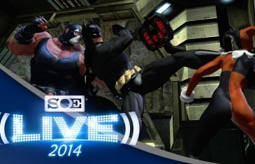 DC Universe Online Splitting DLC, Game Update 41, New Legends! | SOE Live 2014