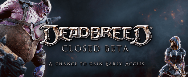 Deadbreed Undertaker Beta Giveaway
