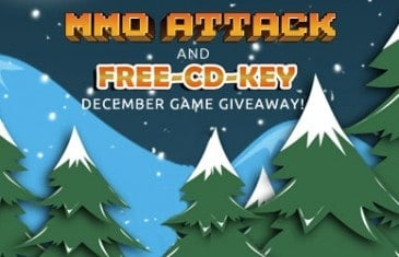 December Game Key Giveaway