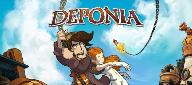 Indie Game Of The Week: Deponia