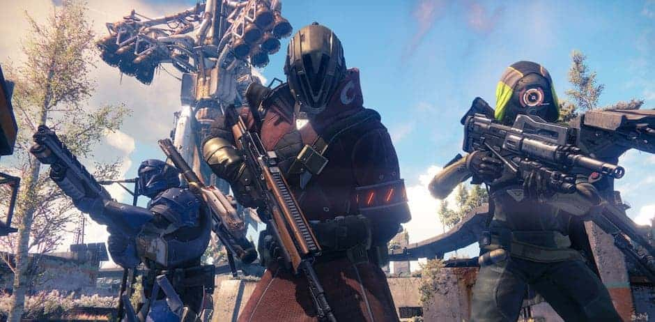 Destiny Could Be Coming To PC