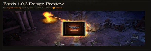 Diablo 3 offline tomorrow morning due to the 1.0.3 patch