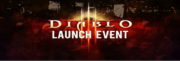 Diablo 3: Blizzard plans global launch events