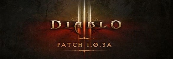 Diablo 3 – Patch 1.0.3a to remove level cap and act restrictions