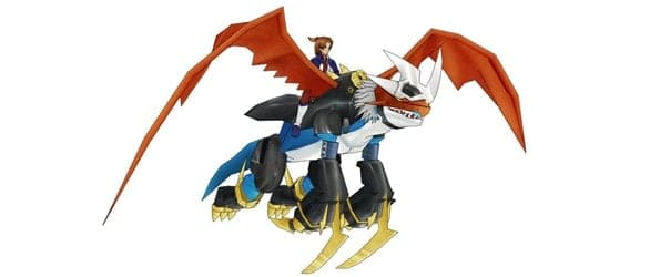 Digimon Masters Online – New Update Unveiled