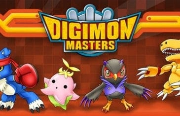 Two New Mounts Introduced To Digimon Masters Online