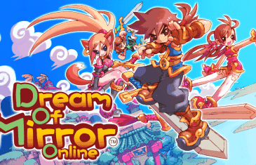 Dream of Mirror Online Closed Beta Keys Giveaway