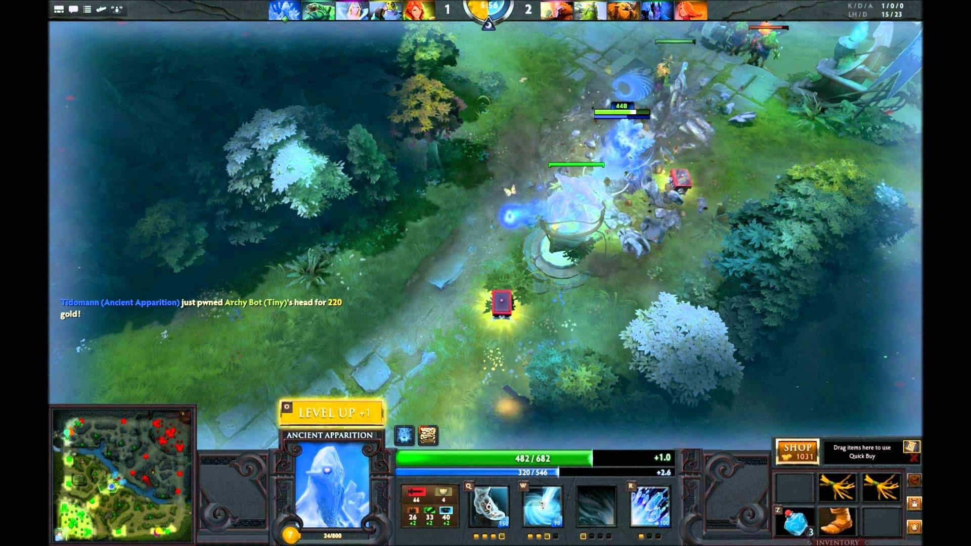Dota 2 patch and bug fixes for March 28th