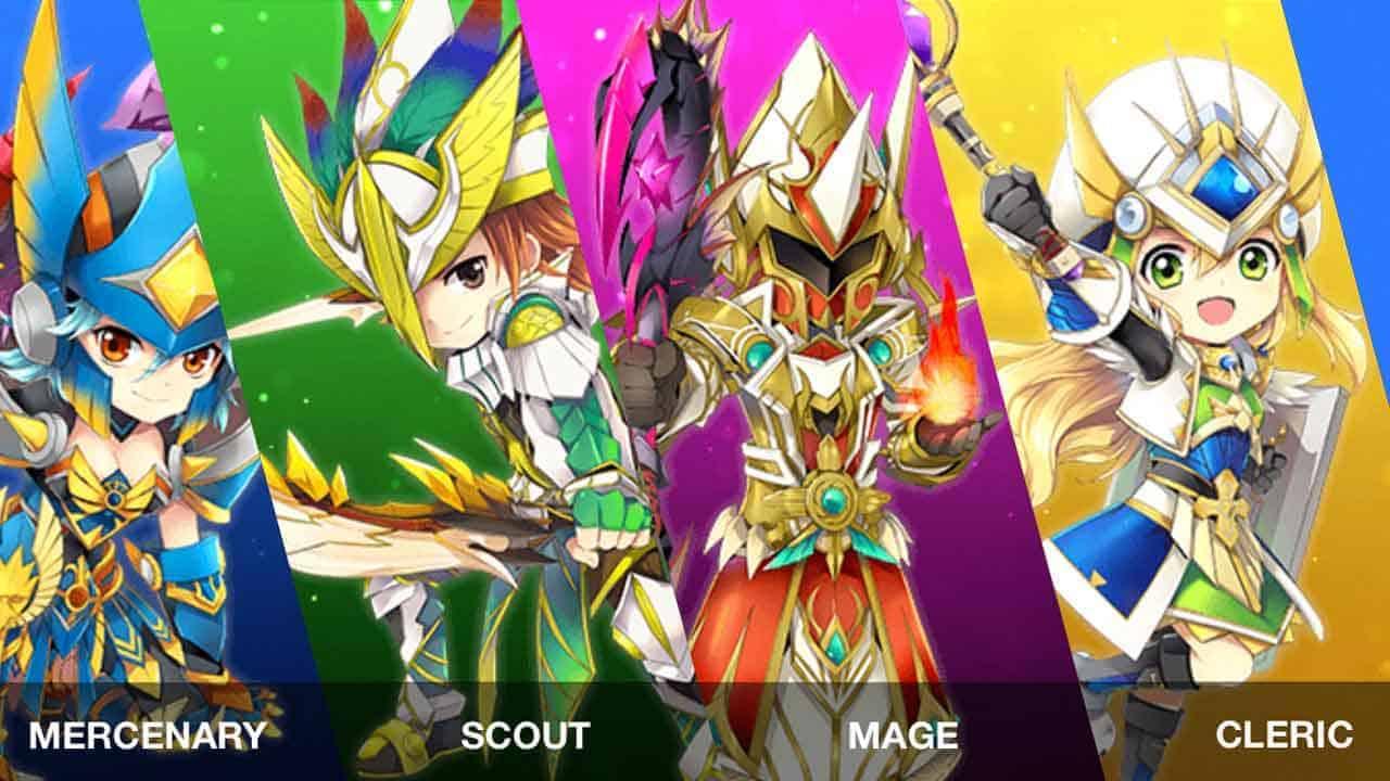 Dragomon Hunter Classes Guide