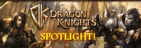 Dragon Knights – MMO Spotlight!