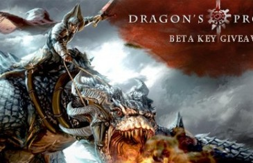 Dragon's Prophet (Europe) – Beta Key Giveaway