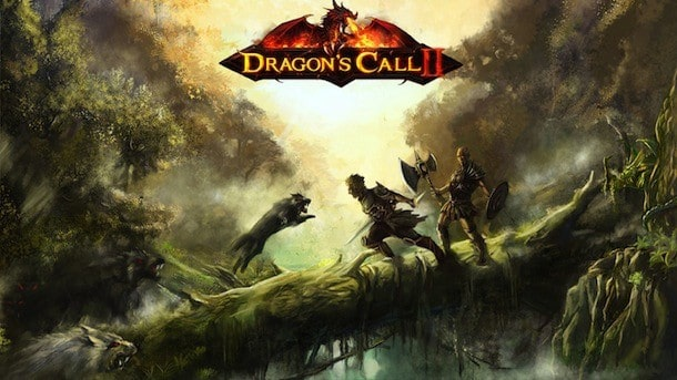 Dragon's Call II – Dragon Hunter Mini-Game