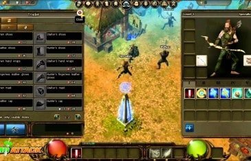 Drakensang Online Full Gameplay and Review