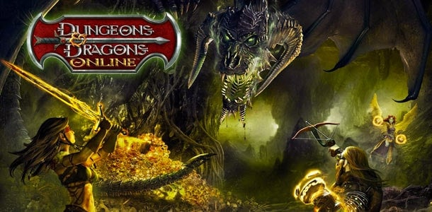 Embark On An Epic New Adventure In Dungeons & Dragons Online