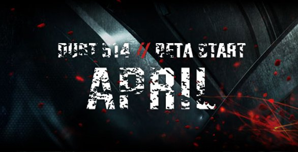 DUST 514 beta starts in April!