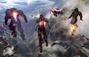 E3 Update Anthem: MMOFPS From Bioware?