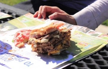 Eat an In-N-Out 6×6 – Challenge Attack 7