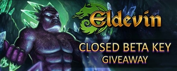 Eldevin – Closed Beta Key Giveaway