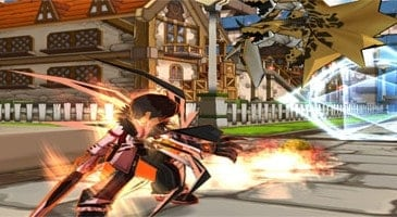 """Elsword – Raven's """"Rage"""" Mode has been introduced"""