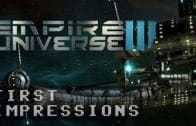 Empire Universe 3 Gameplay – First Impressions HD