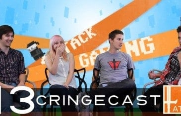 End of Physical Games, Gaming in Brazil and Chinchilla Cam | The Cringecast Podcast 13