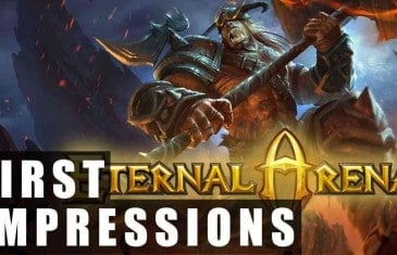Eternal Arena Gameplay | First Impressions HD