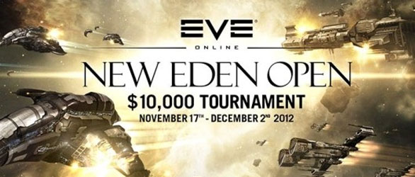 EVE Online – New Eden Open Tournament
