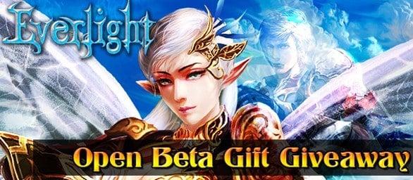 Everlight – Open Beta Item Giveaway