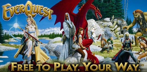 EverQuest: Veil of Alaris Launches Today