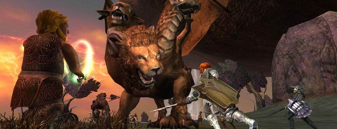 Enjoy EverQuest II's Highest Points With New Time-Locked Expansion Servers