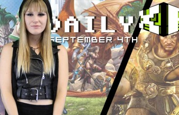 EverQuest Next, DCUO, Age of Conan: Unchained and more! – The Daily XP September 4th