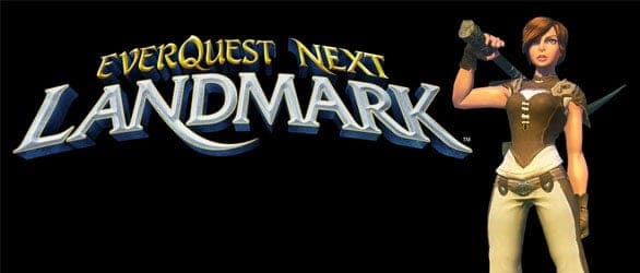 EverQuest Next Landmark Alpha Preview