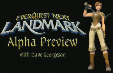 EverQuest Next Landmark Community Event 2014