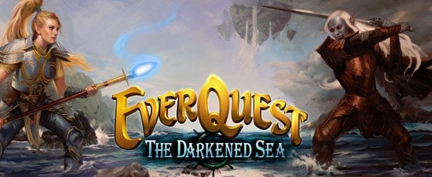 EverQuest's The Darkened Sea Expansion Revealed | SOE Live 2014