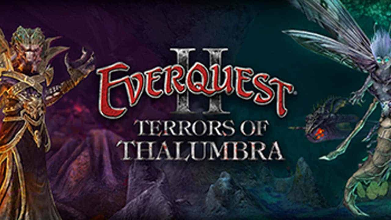 EverQuest II: Terrors of Thalumbra Beta Keys Giveaway